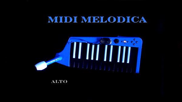 Blue Melodica