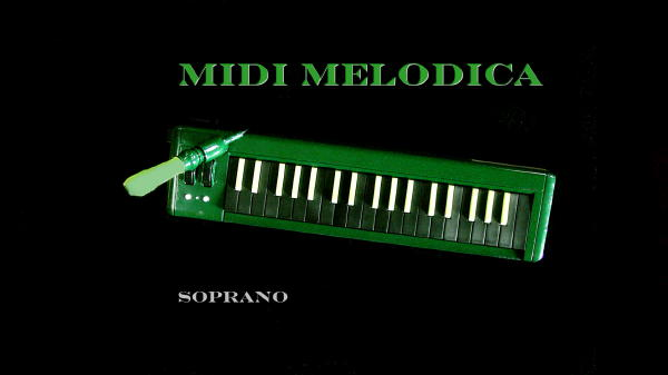 Green Melodica