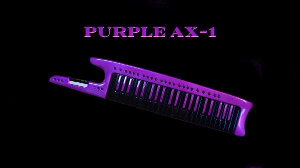 Purple Ax1