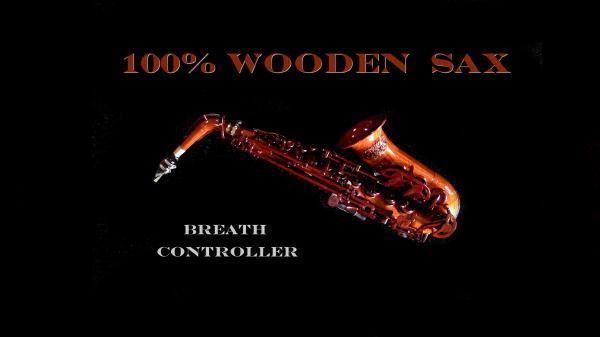 Wood Sax